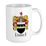 Thompson Coat of Arms Large Mug