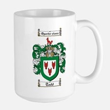 Todd Coat of Arms Mug