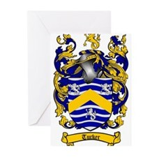 Tucker Coat of Arms Greeting Cards (Pk of 20)