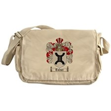 Turner Coat of Arms Messenger Bag