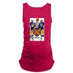 Waddell Coat of Arms Maternity Tank Top