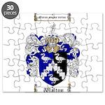Walton Coat of Arms Puzzle
