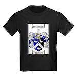 Walton Coat of Arms Kids Dark T-Shirt
