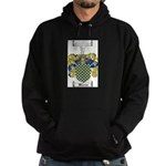 Warren Coat of Arms Hoodie (dark)