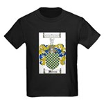 Warren Coat of Arms Kids Dark T-Shirt