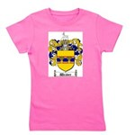 Weaver Coat of Arms Girl's Tee