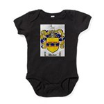 Weaver Coat of Arms Baby Bodysuit