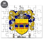 Weaver Coat of Arms Puzzle