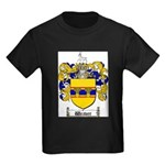 Weaver Coat of Arms Kids Dark T-Shirt