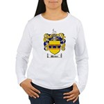 Weaver Coat of Arms Women's Long Sleeve T-Shirt