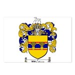 Weaver Coat of Arms Postcards (Package of 8)