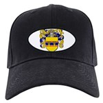 Weaver Coat of Arms Black Cap