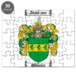 Wheeler Coat of Arms Puzzle