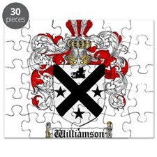 Unique Family crest Puzzle