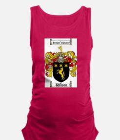 Cute Code of arms Maternity Tank Top