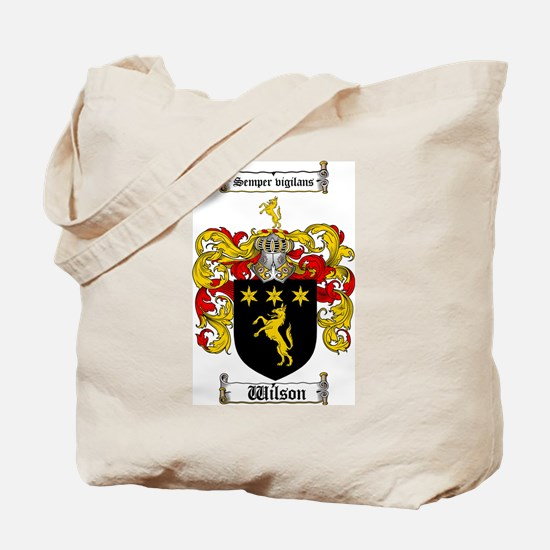 Funny Wilson Tote Bag