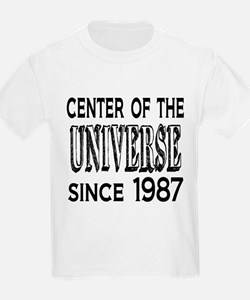 Center of the Universe Since 1986 T-Shirt