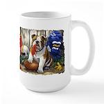 Bulldog Large Mug