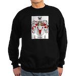 Ziegler Coat of Arms Crest Sweatshirt (dark)