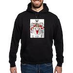 Ziegler Coat of Arms Crest Hoodie (dark)
