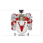 Ziegler Coat of Arms Crest Postcards (Package of 8