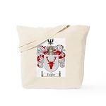 Ziegler Coat of Arms Crest Tote Bag