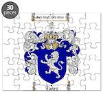 jones coat of arms Puzzle