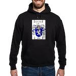 jones coat of arms Hoodie (dark)