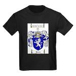 jones coat of arms Kids Dark T-Shirt