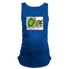 Cute Celtics Maternity Tank Top