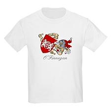 O'Finnegan Family Crest T-Shirt