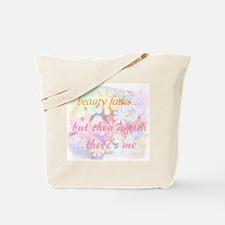 beauty fades... plastic surge Tote Bag