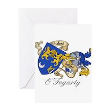 OFogarty.jpg Greeting Card