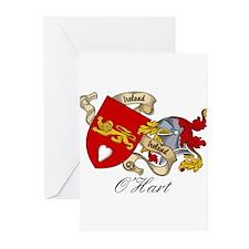 OHart.jpg Greeting Cards (Pk of 20)