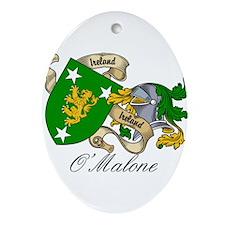 OMalone.jpg Ornament (Oval)