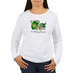OShaughnessy.jpg Women's Long Sleeve T-Shirt
