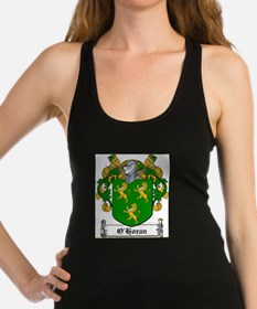O'Horan Coat of Arms Racerback Tank Top