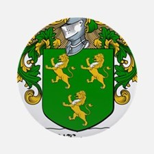O'Horan Coat of Arms Ornament (Round)