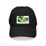 O'Kieran Famiy Crest Black Cap