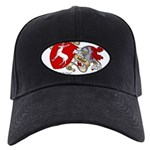 O'Kinneally Coat of Arms Black Cap