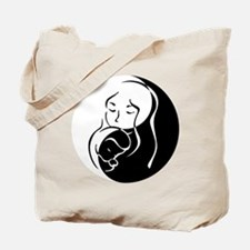 Zen Parent front/back Tote Bag