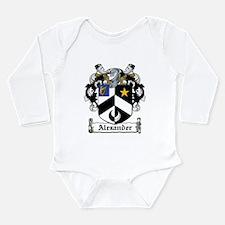 Alexander.jpg Long Sleeve Infant Bodysuit