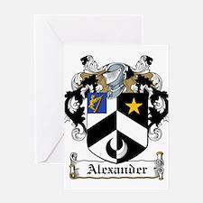 Alexander.jpg Greeting Card