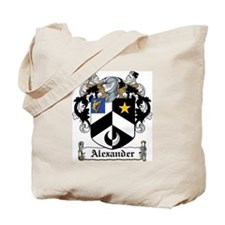 Alexander.jpg Tote Bag