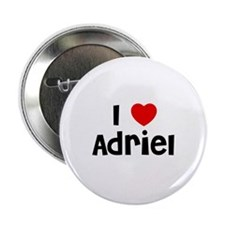 "I * Adriel 2.25"" Button (10 pack)"