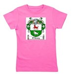 O'Leary Family Crest Girl's Tee