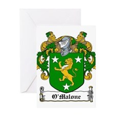 OMalone (Westmeath)-Irish-9.jpg Greeting Card