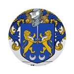 OMeagher (Tipperary)-Irish-9.jpg Ornament (Round)