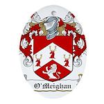 OMeighan-Irish-9.jpg Ornament (Oval)