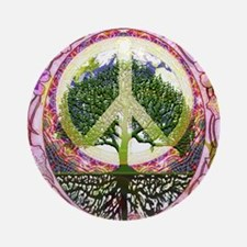 Inner Peace Ornament (Round)